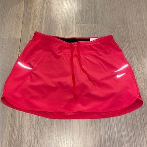 Nike DRI-FIT tennis or running skirt